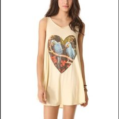 Wildfox dress Used s few times only Wildfox Dresses