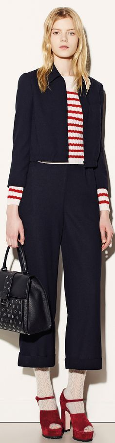 Fall 2015 Ready-to-Wear Red Valentino