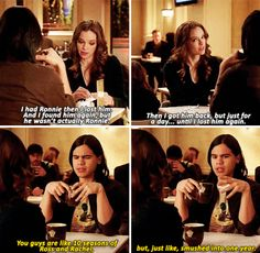 The Flash - Caitlin and Cisco - F*R*I*E*N*D*S reference which is so funny :))) S1