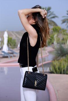 Stay trendy & chic at Sheraton. Modelled by @martacarriedo #sheratonfashion #sheratonstyle
