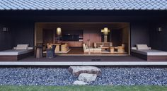 The hot spring resort is home to just 24 suites and four villas.