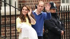 Royal baby: Duke and Duchess of Cambridge leave hospital with princess (pictures) Princess Mary, Princess Charlotte, Little Princess, Duke And Duchess, Duchess Of Cambridge, Duchess Kate, Princess Pictures, Royal Babies, First Daughter