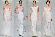 NY Bridal Week | Pronovias Fall 2016