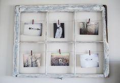 Exposition de photos de fenêtre recyclée plus par DesignsbyMJL