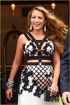 Blake Lively Gushes About Her 'Cafe Society' Co-Star Kristen Stewart | blake…
