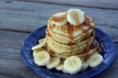 Lemon Ricotta Pancakes   Diabetic Foodie