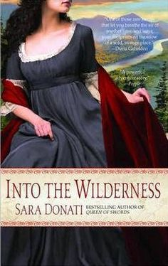 ALPHA reader: 'Into the Wilderness' by Sara DONATI