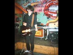 The Sisters Of Mercy Munster Odeon 01/09/1983 Emma - YouTube