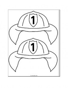 fireman hat | community helpers | Pinterest | Fireman hat and