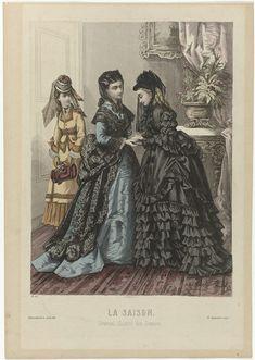 La Saison, 16 Septembre 1872, No. 154