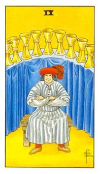Learn how to read tarot cards and the nine of cups Card in the minor arcana of the Rider waite deck of Tarot cards from Amanda Goldson, who is a uk based Tarot Coach and Author and has over 16 years experience of reading and teaching tarot cards Nine Of Cups, Celtic Cross Tarot, Tarot Significado, Tarot Gratis, Rider Waite Tarot, Online Tarot, Tarot Card Meanings, Tarot Readers, Tarot Spreads