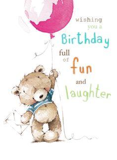 Lizzie Walkley - Bear_balloon