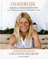 (H)eerlijk http://www.bruna.nl/boeken/-h-eerlijk- In (H)eerlijk, het nieuwe kookboek van Gwyneth Paltrow, laat de gevierde actrice en Oscar-winnares zien dat simpel en gezond eten zorgt voor meer energie. Het basisprincipe is erg simpel: eet onbewerkte voeding, met name groenten, juiste eiwitten en granen. 9789021554952