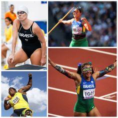 Histórias das mulheres que vão mudar sua percepção sobre a Paralimpíada  Elas mostram que os jogos não são sobre deficiência e sim sobre a eficiência de quem se supera o tempo todo.