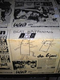 Beat Happening Art Of Persuasion, Indie Pop, Ears, Advertising, Shit Happens, World, Bands