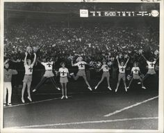 New Orleans Saintsations at 50 years: 'Forging a new image for the NFL cheerleader' | NOLA.com