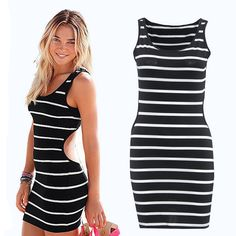 Shop Women s Ami Black White size L Dresses at a discounted price at  Poshmark. Description  Black   white open back dress size L  tag is on the  bag it comes ... 546d5bb7a4ba