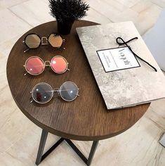 Vagati Sunglasses (@vagatieyewear)   #eyewear #fashion #sunglasses Sophisticated Style, Eyewear, Round Sunglasses, Modern, Instagram, Fashion, Moda, Eyeglasses, Trendy Tree