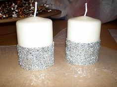 sparkle your own candles