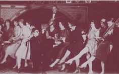 """""""Flappers compete in a charleston dance competition in 1926 (Danzer 21.2)."""""""