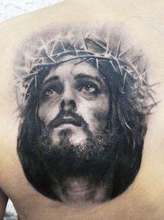 Tattoo Artist - Joshua Gomez - religious tattoo