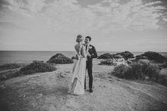 Romantic clifftop wedding | Algarve wedding photography