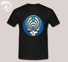 Steal Your Face Bassnectar Design Men or Unisex T-Shirt