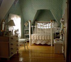 Dollhouse Number 4 - The Glenn Croft - child's bedroom