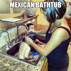 If your Mexican it will happen to every yup grandchild and child