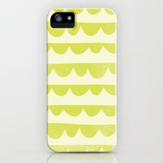 Scalloped iPhone Case