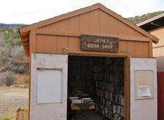 library book shop