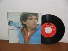 Miguel Ríos  7´´ Mega Rare Vintage España 1981