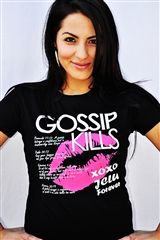 Gossip Kils #Gossip #Jesus MY DAD ALWAYS SAID THAT IF PEOPLE ARE TALKING ABOUT YOU, THEY ARE LEAVING SOMEONE ELSE ALONE!