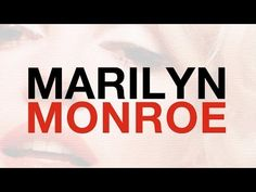 Marilyn Monroe (2012) [Dokumentation] | Film (deutsch) - YouTube