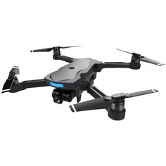 This quadcopter drone has all that you need for a great outdoors adventure. This drone features wifi, camera, and GPS functionalities, among more. this drone has a special gyrotonic flying system that will help you maintain stable and flexible flying. Wifi, Drone With Hd Camera, Pilot, Foldable Drone, Simple Camera, New Drone, Latest Drone, Drone Diy, Drone Technology