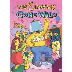 20th Century Fox SIMPSONS GONE WILD BY SIMPSONS (DVD)