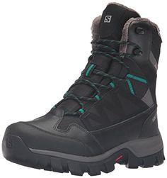 537cdb5c2e8 New Salomon Salomon Women s Chalten TS Cswp W-W Snow Boot. womens shoes    75.06 -