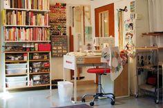 Crea tu propio rincón de costura en casa