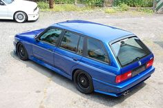 m3 wagon built by a BMW specialty shop in Maplewood, New Jersey