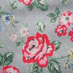 1/2m Cath Kidston Cotton Upholstery Fabric. by handmadesource