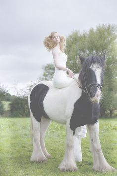 'Equestrian Bride' by Sian Ashleigh Photography on Whim Online Magazine