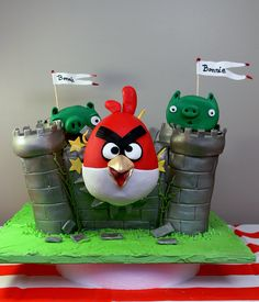Pastel Angry Birds