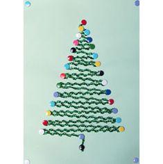Chaîne Art Fun arbre de Noël
