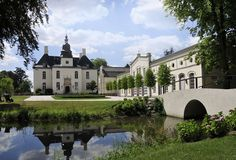 My hometown <3 Schloss Gartrop, Hünxe. Germany.