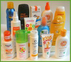 Solkrem - hormonforandrende stoffer