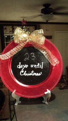 Casto Family diy Christmas decorations 2013