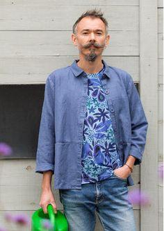 """T-Shirt """"Papaya"""" aus Öko-Baumwolle 62406-51.jpg"""