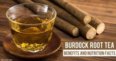 Discover more about burdock root tea's benefits, uses, nutrition facts and how you can make it at home. https://articles.mercola.com/teas/burdock-root-tea.aspx