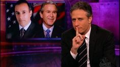 Bush in Europe - Cred-A-Battle | George W. Bush says that Iraq is experiencing sectarian violence but Matt Lauer says it's a civil war. A battle of credibility is held by Jon against these two men.