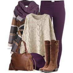 A fashion look from November 2014 featuring Chicwish coats, Pieces leggings and Salvatore Ferragamo boots. Browse and shop related looks.